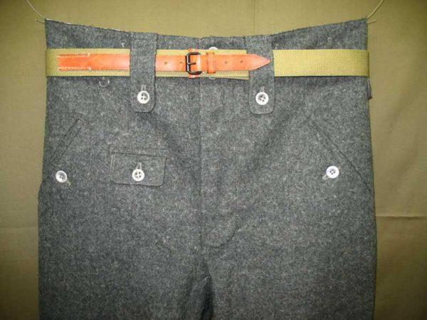 Trouser belt (Ремень брючный) M4-014-U