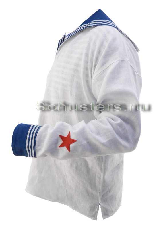 Производство и продажа Рубаха форменная для рядового и младшего начальствующего состава РКВМФ M3-114-U с доставкой по всему миру