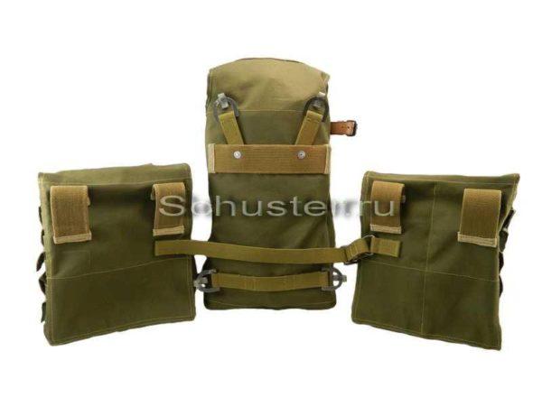 Производство и продажа Саперный штурмовой ранец с двумя подсумками (Pioniersturmgepack) M4-026-S с доставкой по всему миру