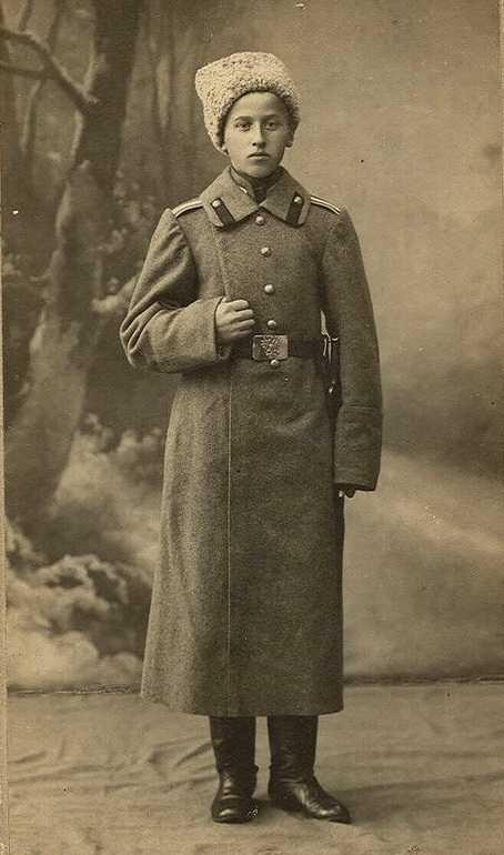 Производство и продажа Шинель для нижних чинов пехоты обр. 1911 г. M1-021-U с доставкой по всему миру