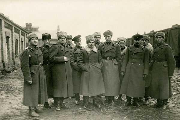 Производство и продажа Шинель комначсостава обр. 1941 г. M3-041-U с доставкой по всему миру
