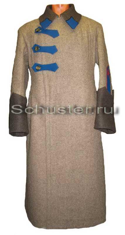 Производство и продажа Шинель обр. 1923 г. (кавалерия) M3-003-U с доставкой по всему миру