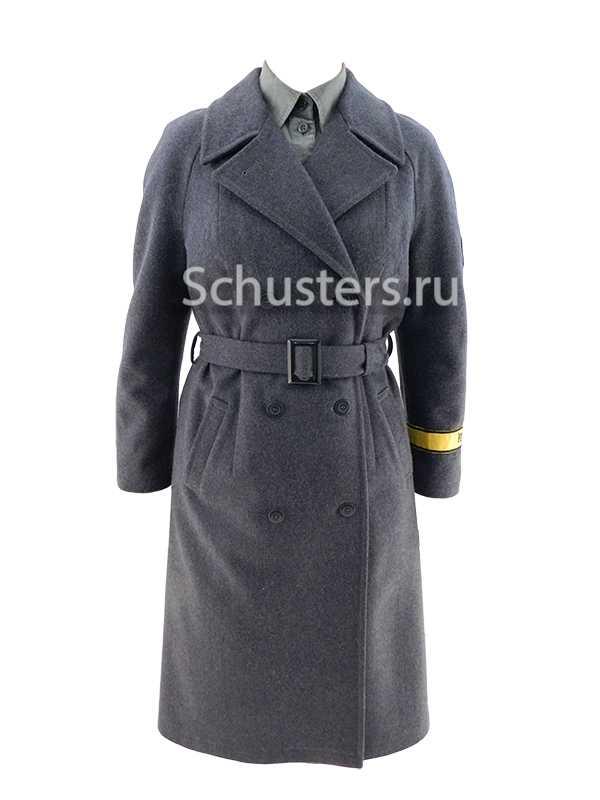 Производство и продажа Шинель женская (женская вспомогательная служба связи) M4-055-U с доставкой по всему миру