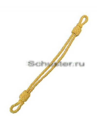 Производство и продажа Шнур плетеный на генеральскую фуражку M4-047-G с доставкой по всему миру