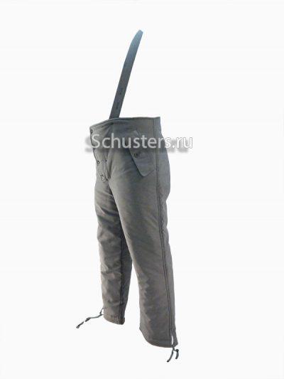 FIELD-GREY/WHITE REVERSIBLE WINTER PANTS (Штаны зимние двухсторонние обр. 1942 г. ) M4-024-U