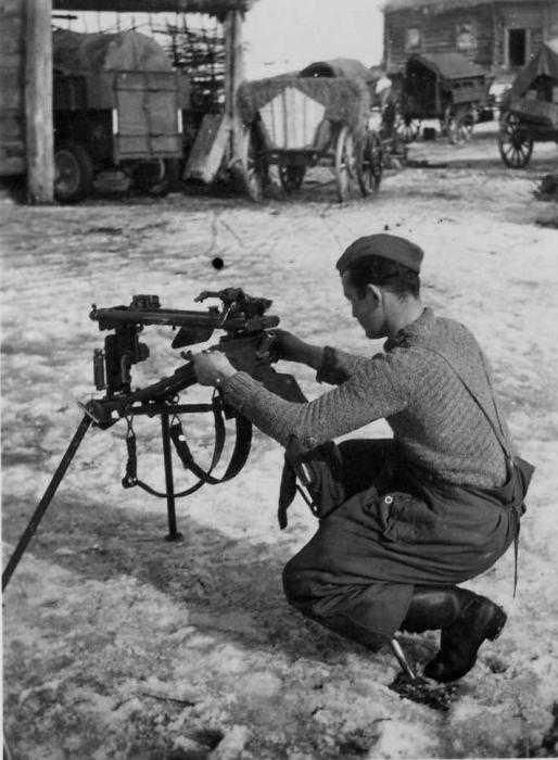 Производство и продажа Штаны зимние двухсторонние обр. 1942 г. M4-024-U с доставкой по всему миру