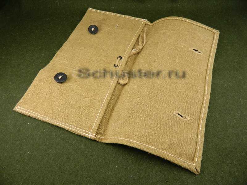 Ammo bad (canvass) for 45 rounds. Pattern 1915 (Сумка патронная брезентовая на 45 патронов обр. 1915 г. ) M1-045-S
