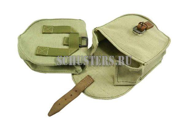 PPSh-41 AMMO POUCH (budget version) (Сумки для дискового магазина к ППШ-41(бюджетный вариант)) M3-114-S
