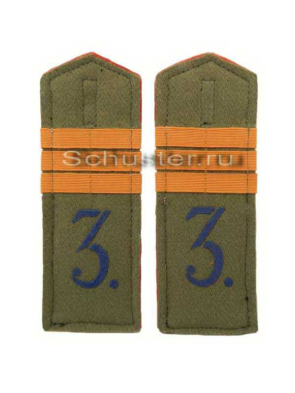 Производство и продажа Тесьма унтер-офицерская (на защитную сторону погон) M1-024-Z с доставкой по всему миру