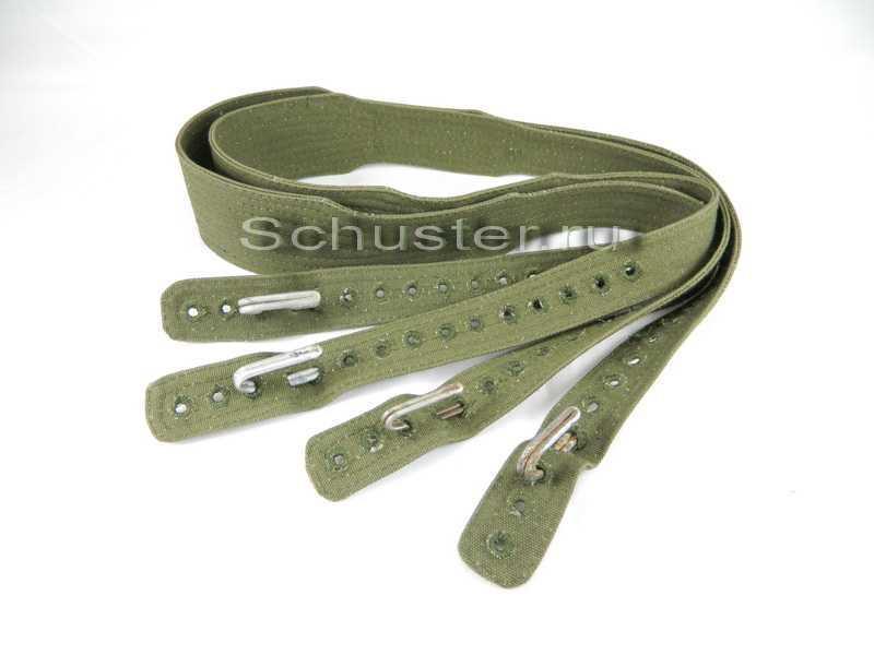 TWO INTERNAL FIELD BLOUSE BELT SUPPORT HOOK STRAPS (Усиление для кительных крюков (Tragegurte)) M4-011-U