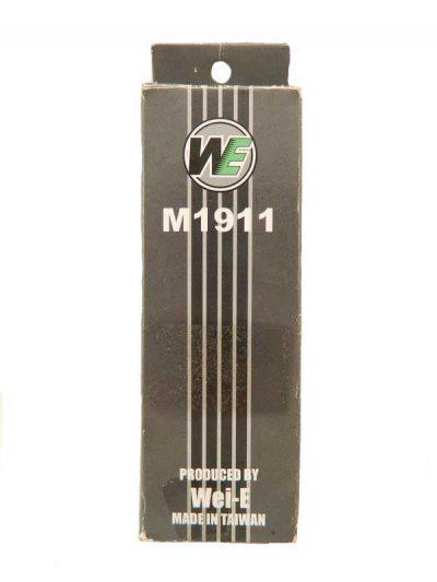 Производство и продажа WE магазин 1911 A/C-version Black M6-043-S с доставкой по всему миру