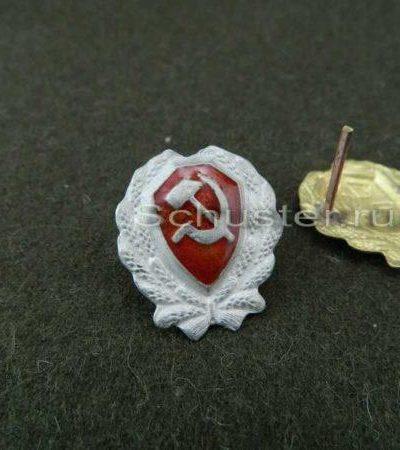Производство и продажа Значек на головные уборы младшего начсостава РКМ обр.1923 г. M3-052-F с доставкой по всему миру