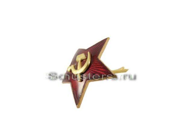Производство и продажа Звезда обр. 1936 г. к головным уборам (34 мм) M3-053-F с доставкой по всему миру