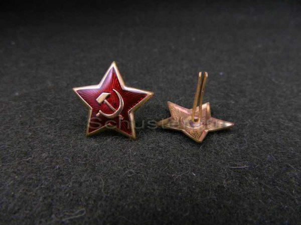 Производство и продажа Звезда обр. 1936 г. к пилотке (24 мм) M3-021-F с доставкой по всему миру