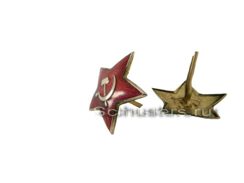 Производство и продажа Звезда обр. 1939 г. к головным уборам (34 мм) M3-062-F с доставкой по всему миру