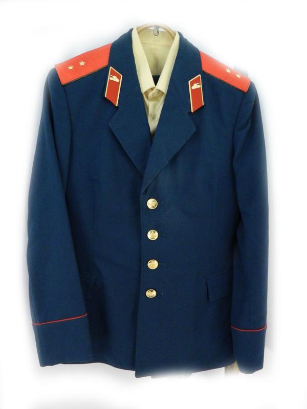 Производство и продажа Китель парадный прапорщика бронетанковых войск СССР (распродажа) Распродажа с доставкой по всему миру