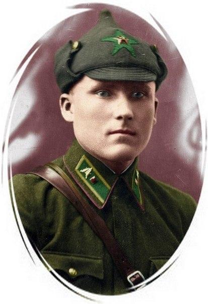 Emblems M36 (cavalry scout observer Red Army 1st class) (Классификационный знак разведчика-наблюдателя конницы РККА 1-го класса обр. 1936 г. ) M3-094-Z