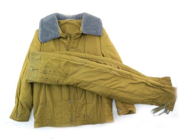 Производство и продажа Комплект - подстежка к зимней куртке и штанам (распродажа) Распродажа с доставкой по всему миру