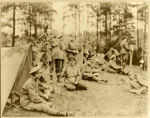 Производство и продажа Палатка походная обр.1909 г. (37х37 вершков) M1-001-S с доставкой по всему миру