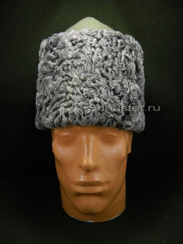 Papakha for lower ranks 1910 pattern (natural fur) (Папаха для нижних чинов обр. 1910 г. (натуральный мех)) M1-004-G