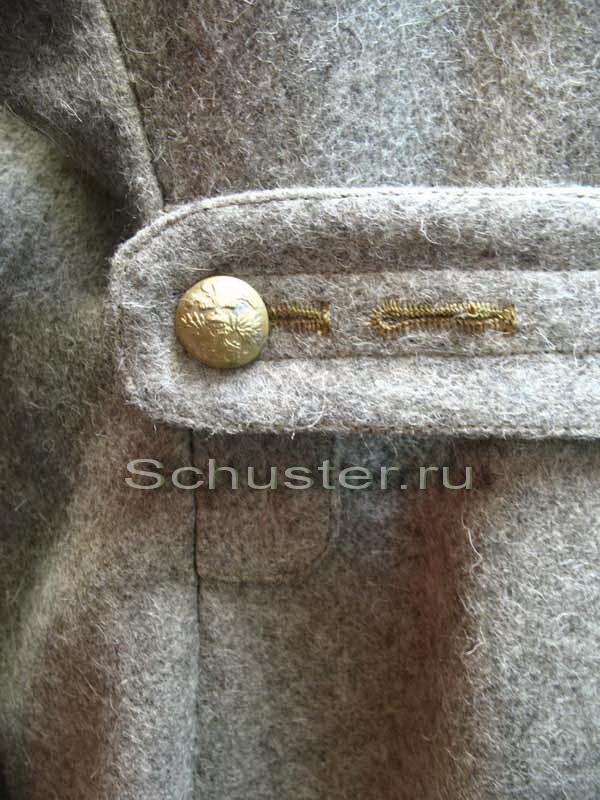 Производство и продажа Шинель для нижних чинов гвардейской пехоты обр.1909 г. M1-011-U с доставкой по всему миру