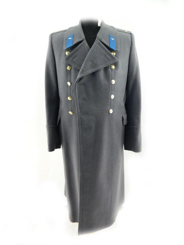 Производство и продажа Шинель офицерская ВВС (распродажа) Распродажа с доставкой по всему миру