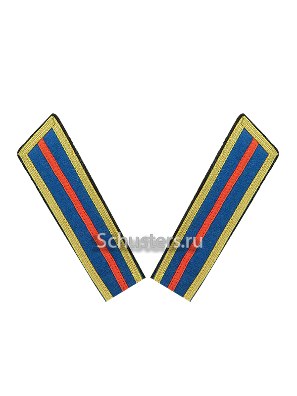 Петлицы гимнастерочные младшего начальствующего состава обр. 1940 г. (старшина ВВС) M3-413-Z