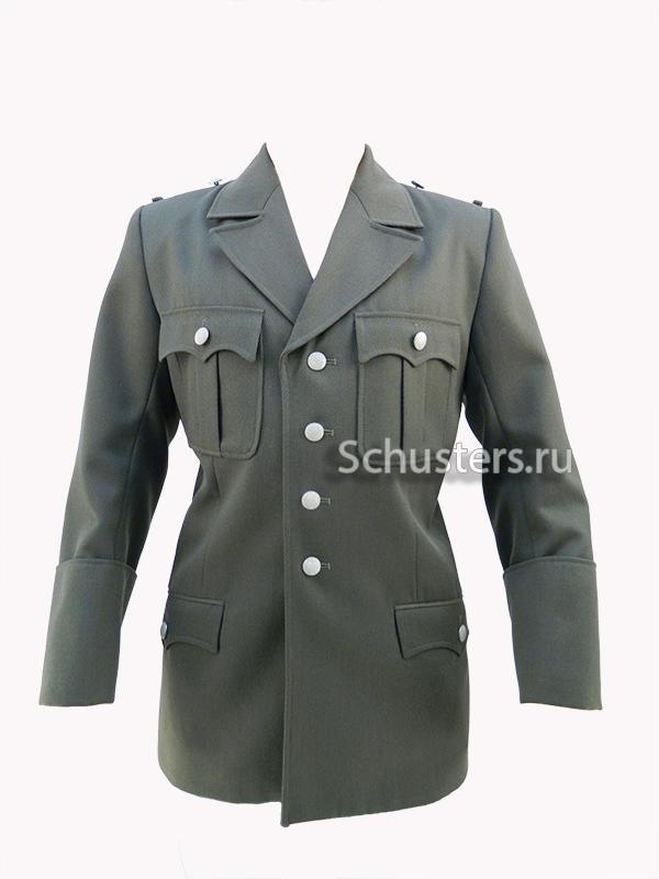 Китель офицерский повседневный открытого типа (габардин) M4-065-U