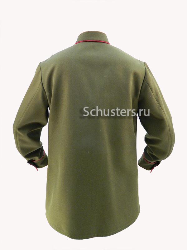 Гимнастерка (рубаха) полушерстяная для комначсостава НКВД обр.1937 г. (Погранвойска) M3-140-U
