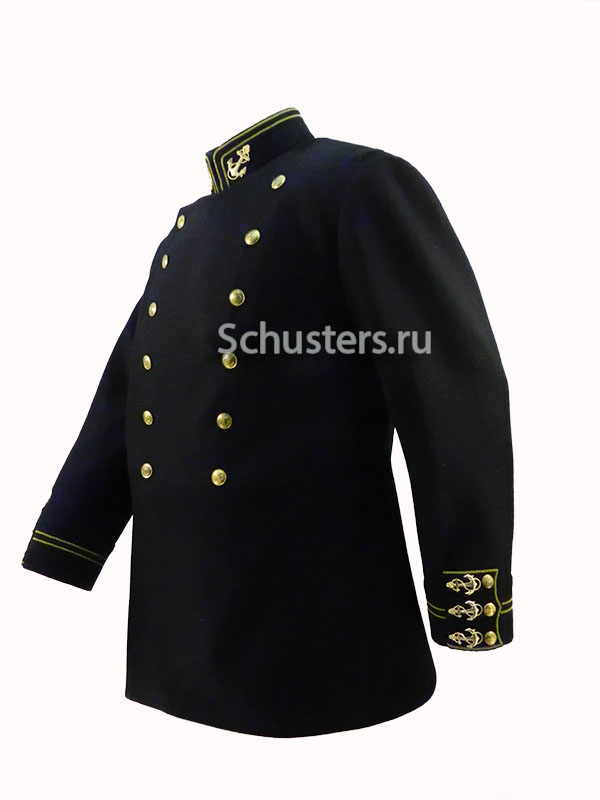 Manufacturing and selling First Rank Captain's Tunic. (1945). Dress uniform number 3 for the formation М3-148-U production with worldwide delivery