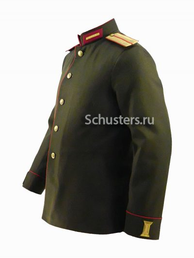 Manufacturing and selling Dress jacket senior and middle command and command personnel М3-145-U production with worldwide delivery