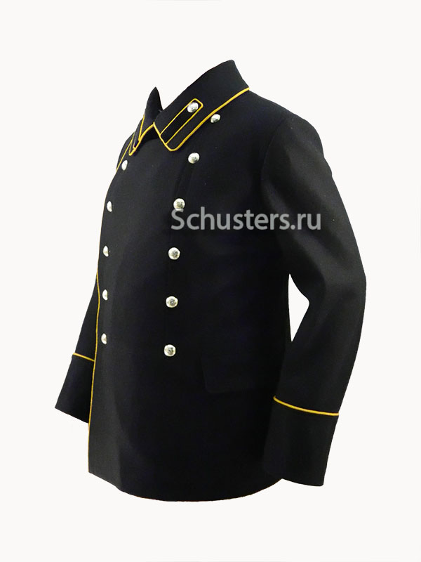Manufacturing and selling Tunic of an employee of the postal and telegraph department of the Russian Empire M1-080-U with worldwide delivery