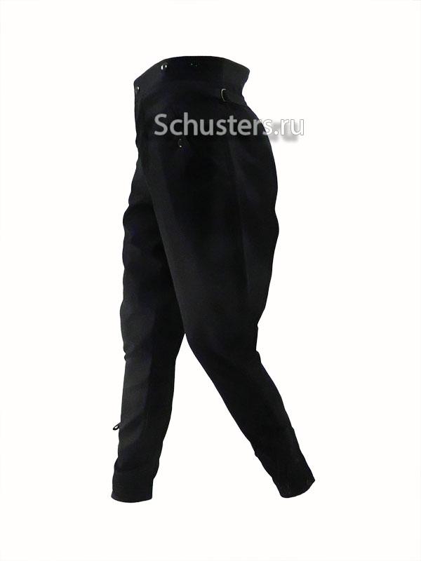 Manufacturing and selling Black breeches for service uniforms (Черные бриджи к служебной униформе) M4-044-U production with worldwide delivery
