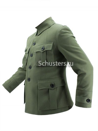 Manufacturing and selling Tunic (French) (Фрэнч офицерский) M1-084-U production with worldwide delivery