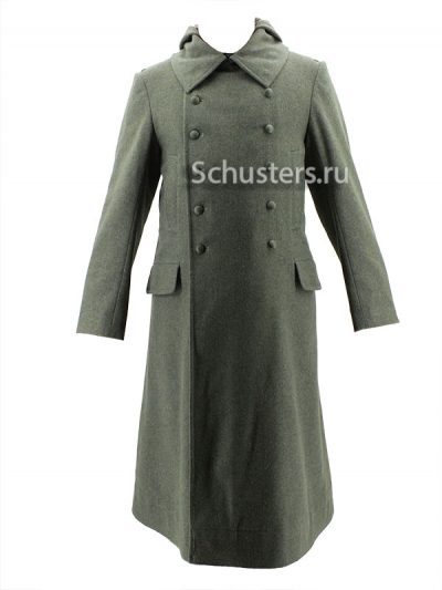 Manufacturing and selling Overcoat (Ubermantel) for SS (Шинель (Ubermantel) для частей войск СС) M4-112-U production with worldwide delivery