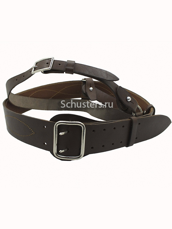 Manufacturing and selling Officer belt of the NKVD commander (Повседневное снаряжение комначсостава НКВД) M3-123-S production with worldwide delivery