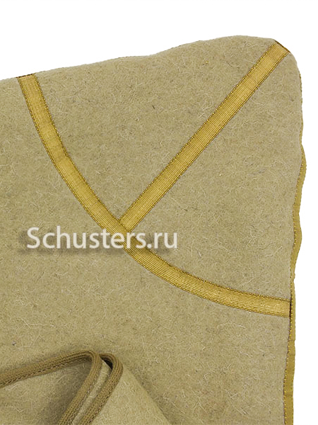 Manufacturing and selling Officer's Bashlyk (Башлык офицерский) M1-051-G production with worldwide delivery