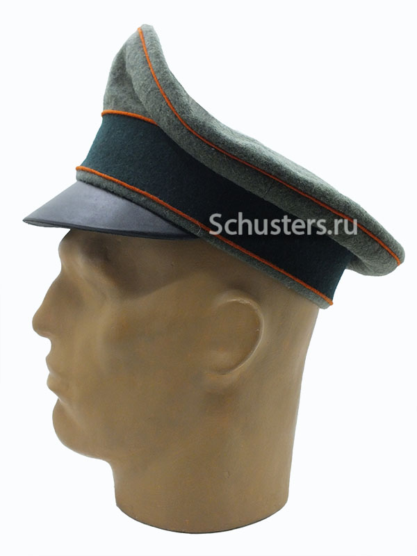 Manufacturing and selling Field officer cap M1933-45 (feldjandarmeria) (Фуражка обр. 1933-45 гг. (фельджандармерия)) M4-075-G production with worldwide delivery