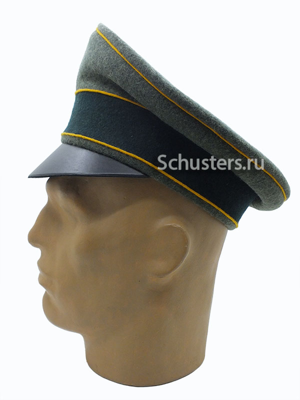 Manufacturing and selling Field officer cap M1933-45 (cavalry) (Фуражка обр. 1933-45 гг. (кавалерия, вермахт)) M4-072-G production with worldwide delivery
