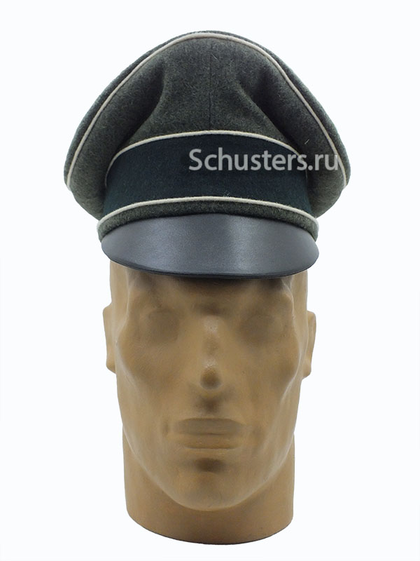 Manufacturing and selling Field officer cap M1933-45 (infantry) (Фуражка обр. 1933-45 гг. (пехота, вермахт)) M4-074-G production with worldwide delivery