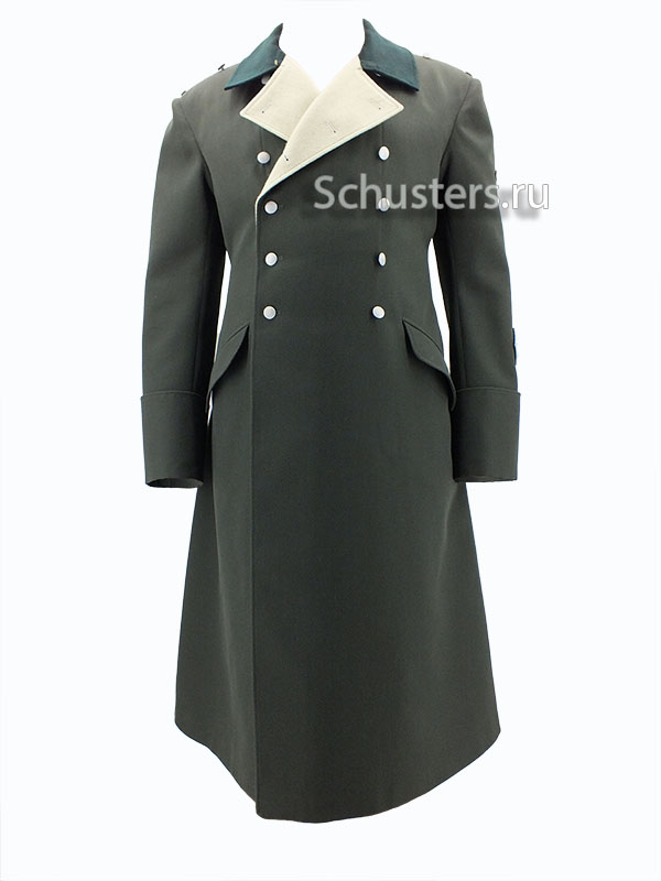 Manufacturing and selling SS General's Field service overcoat (Gabardine) (Полевое пальто генерала СС (габардин)) M4-123-U production with worldwide delivery